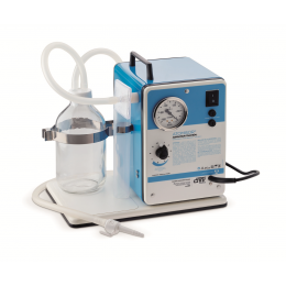 Tracheal suction pump