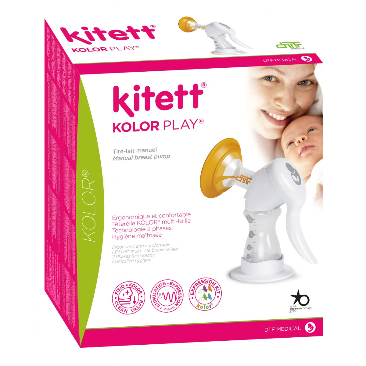 KOLOR® Expression Kit