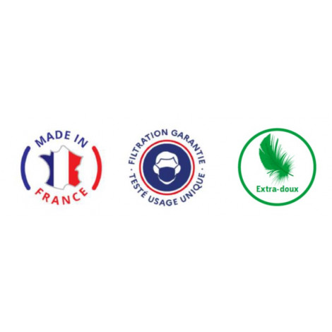 Masque Grand Public « Made in France »