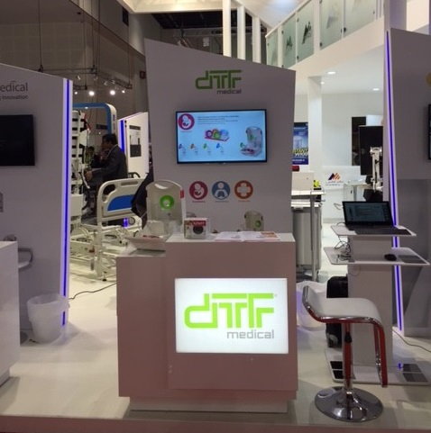 DTF medical - Arab health 2016