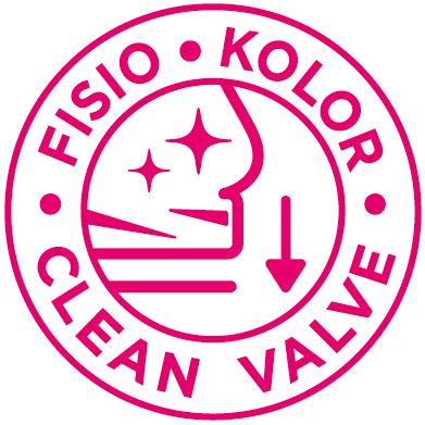 DTF Logo technologie Clean Valve