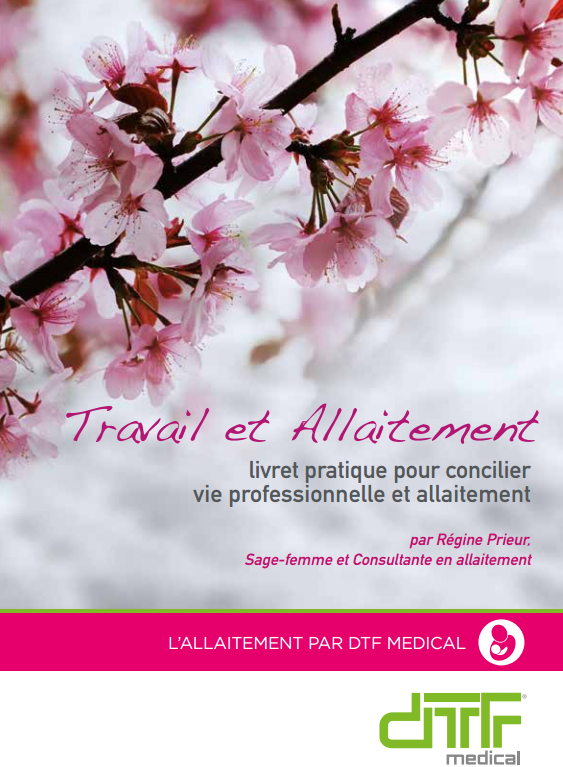 DTF - Livret Travail & Allaitement