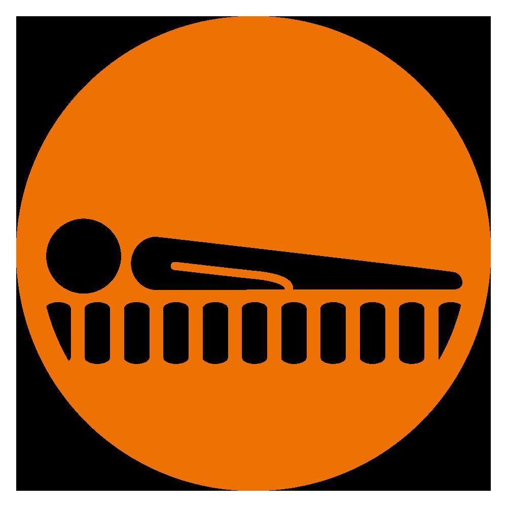 DTF - Bedsores treatment pictogram