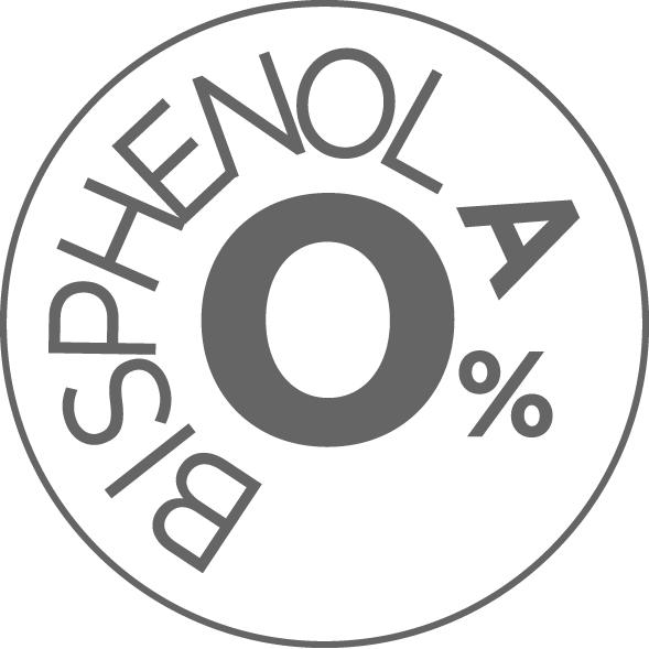 DTF - Pictogramme 0% bisphenol A