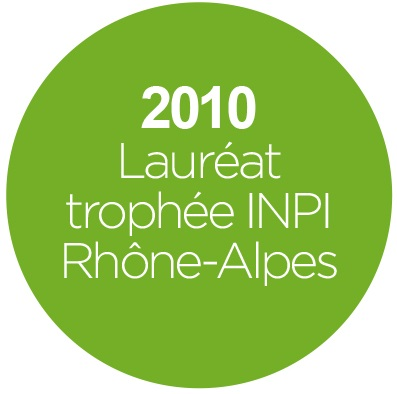 DTF - Lauréat tromphée INPI Rhône-Alpes