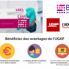The French Union of Public Procurement Groups (UGAP) lists the 100% French antig