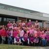 DTF medical et ses équipes soutiennent le mois d'Octobre Rose